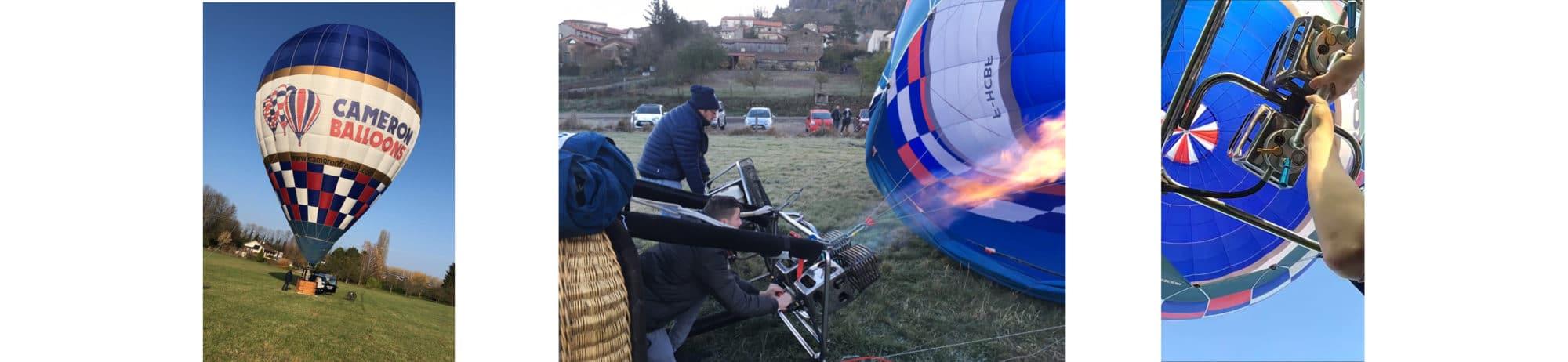 Formation au pilotage de ballon à Air Chaud à Dole