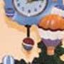 DECC-0001 – Horloge en poly résine