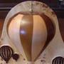 DECC-0004 – Ballon en bois avec son socle