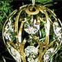 DECC-0006 – Montgolfière or et cristal