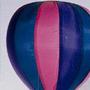 SUSP-0014 – Montgolfière miniature en nylon