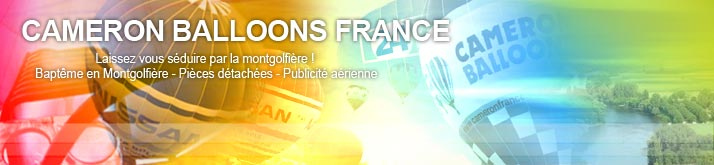 cameron balloons france montgolfiere  personnalisee publicite aerienne structure publicitaire gonflable