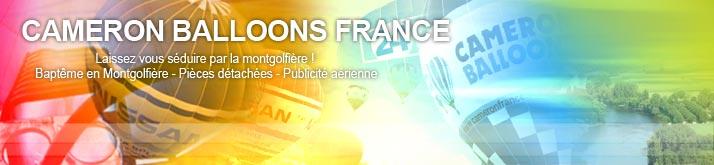 cameron balloons france montgolfiere  personnalisee publicite aerienne structure publicitaire gonflable
