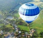 vol promenade en montgolfiere jura dole cameron balloons france